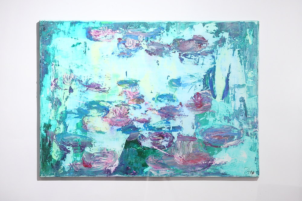 Deda-Raetz-22-Seerose-2-70-50-MT-Galerie-Berlin