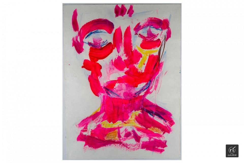 9-valter-santoni-und-fred--laur-MT-Galerie-Berlin-Selbstportrait-rosa