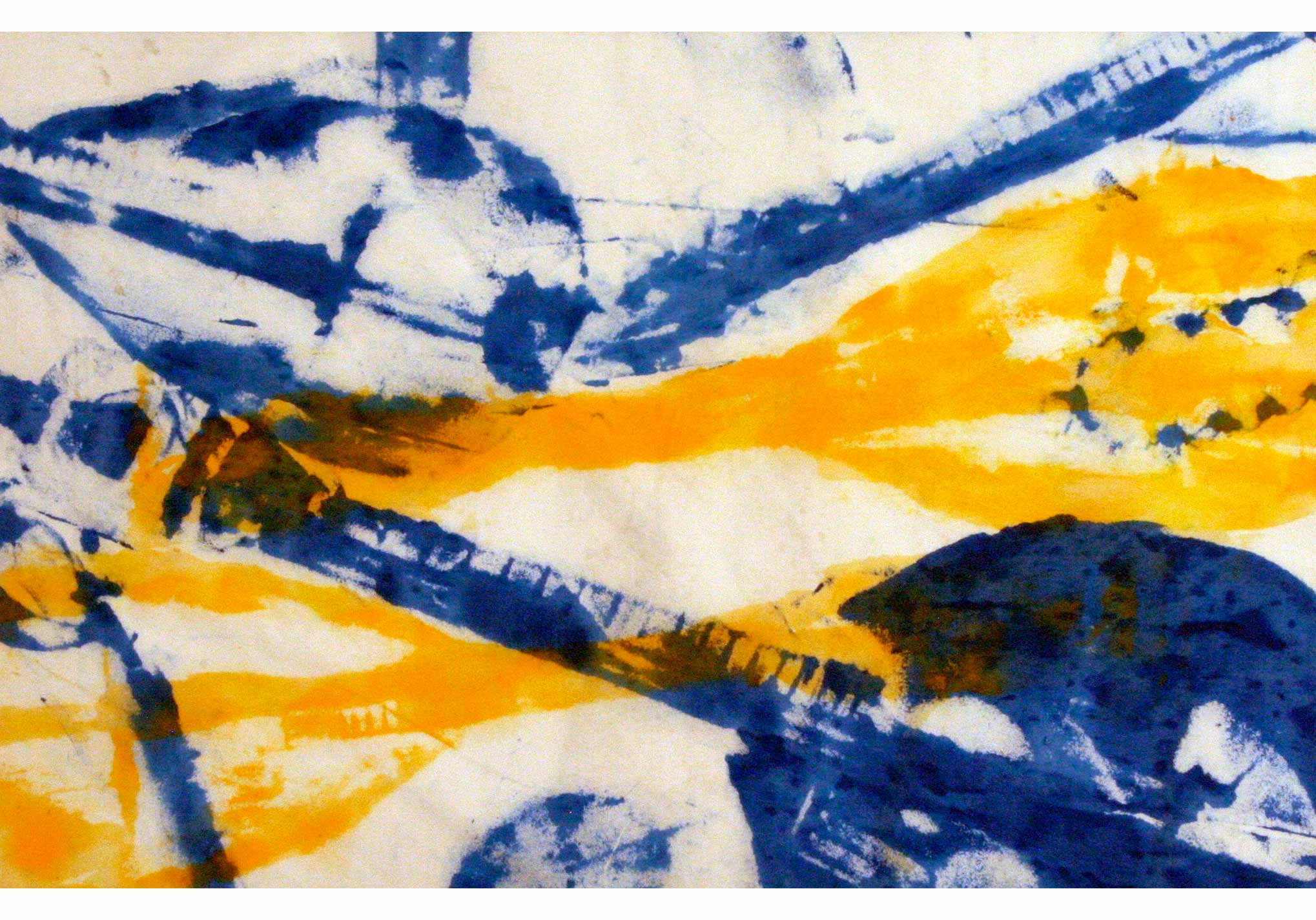 020-Margret-Döring---Lautenklang-blaugelb