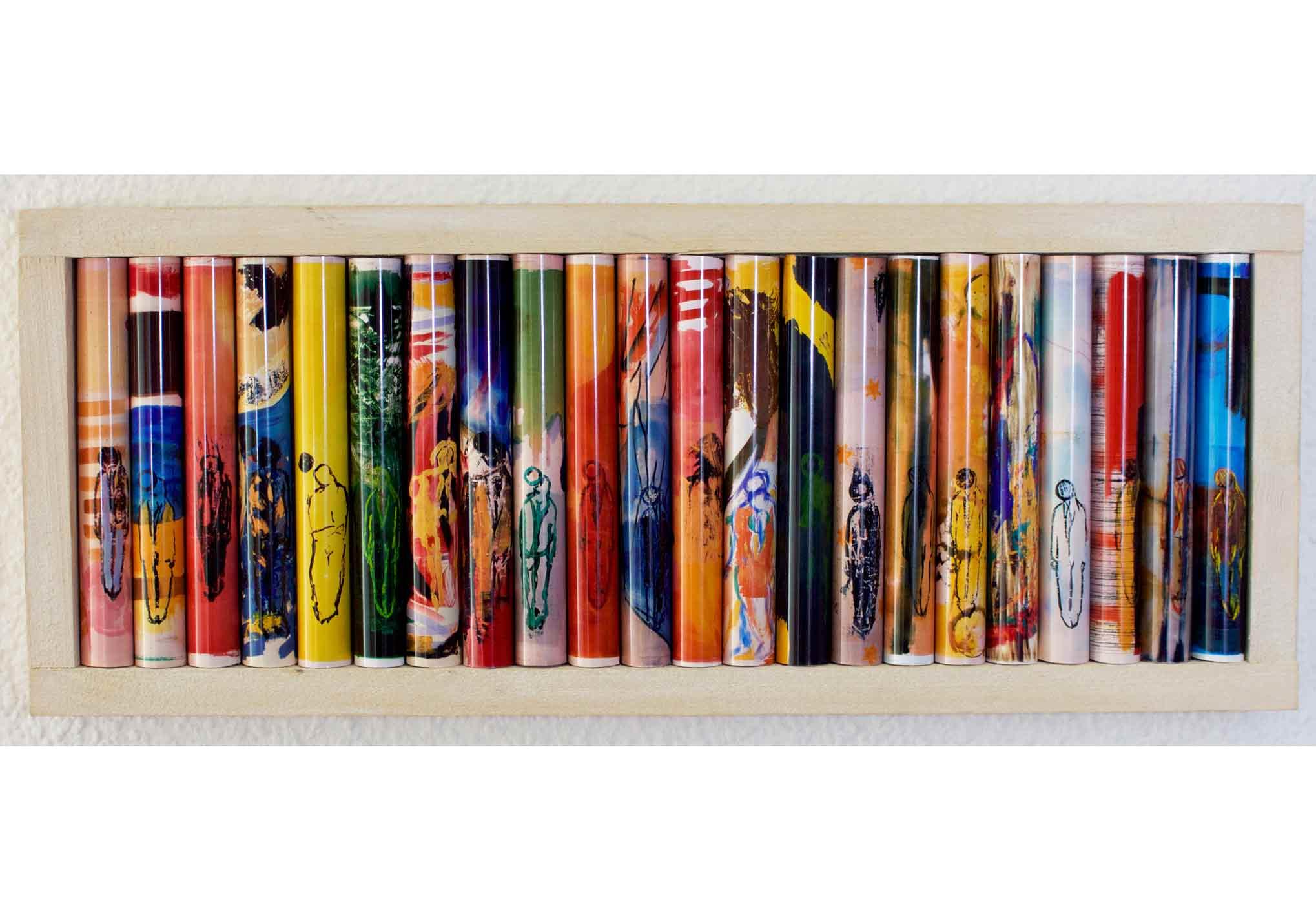 MT-Galerie-Zygmunt-Blazejewski-Miniatur-Rollenbibliothek-Anima-Mundi_17-014