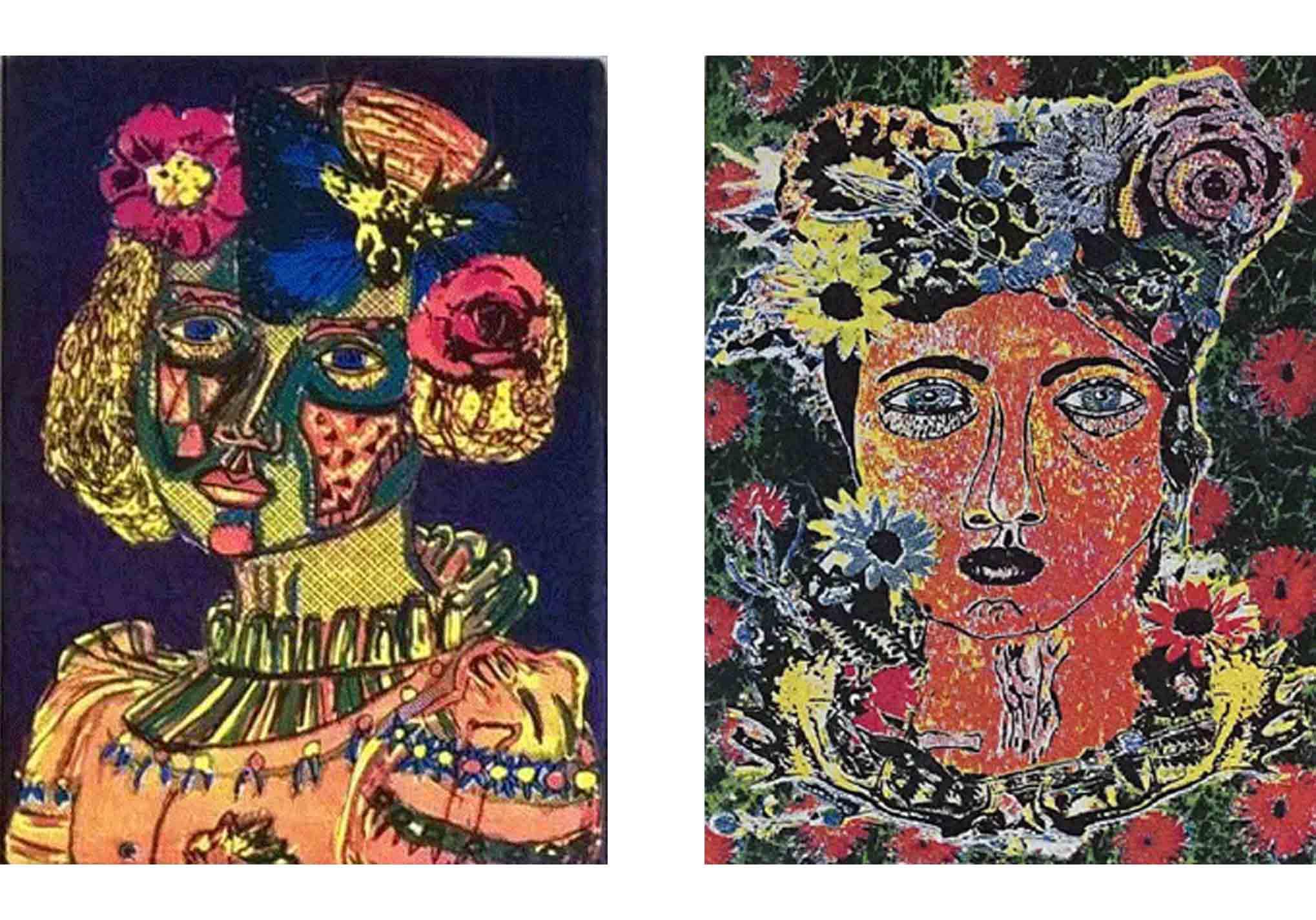 Ann-Kristin-Fleischhauer-Blume-im-Haar-Mt-Galerie