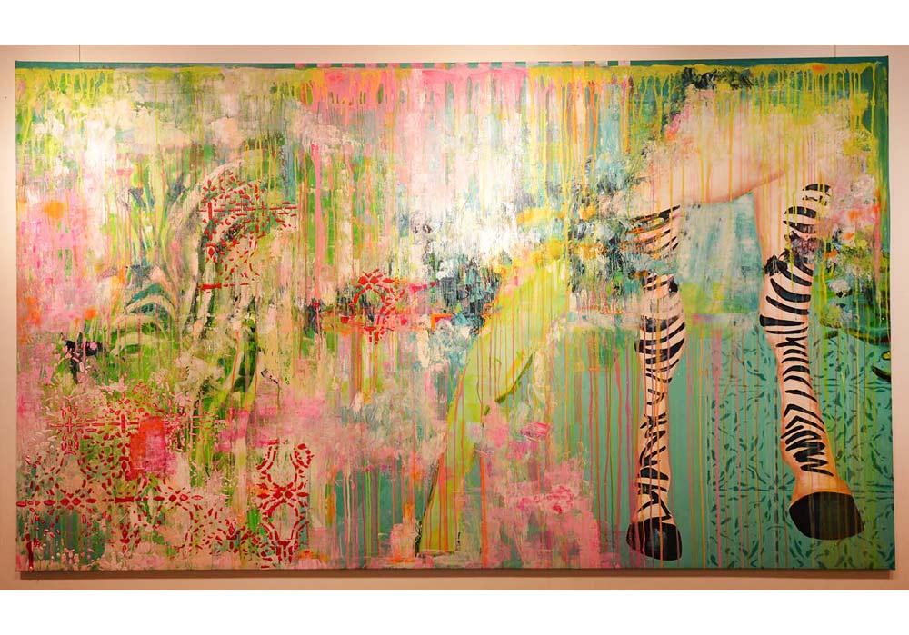 go Zebra - Britta Reinhardt - MT Galerie