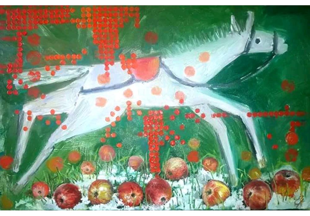 Milena Miller - Der Frühling - MT-Galerie
