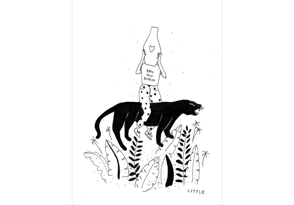Pablo Rodriguez - DU BIST WUNDERBAR - Eres muy bonito - MT Galerie