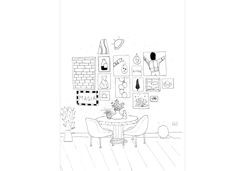 Pablo Rodriguez - ERINNERUNGEN - Recuerdos - MT Galerie