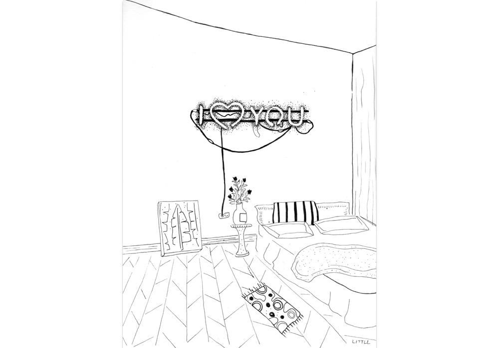 Pablo Rodriguez - ICH LIEBE DICH (I LOVE YOU) - >MT Galerie