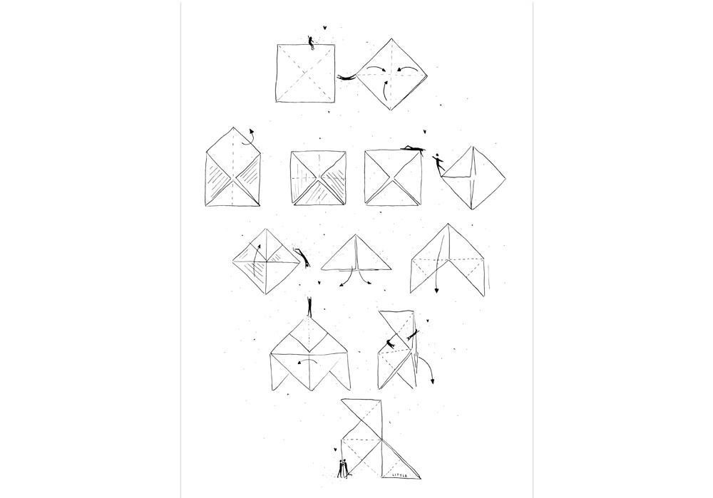 Pablo Rodriguez - Origami - MT Galerie