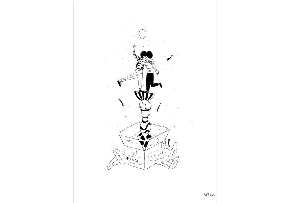 Pablo Rodriguez - UMARMUNG - Abrazo - MT Galerie