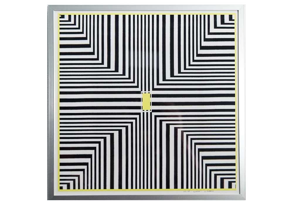 Eva Raboso - Clock - MT Galerie