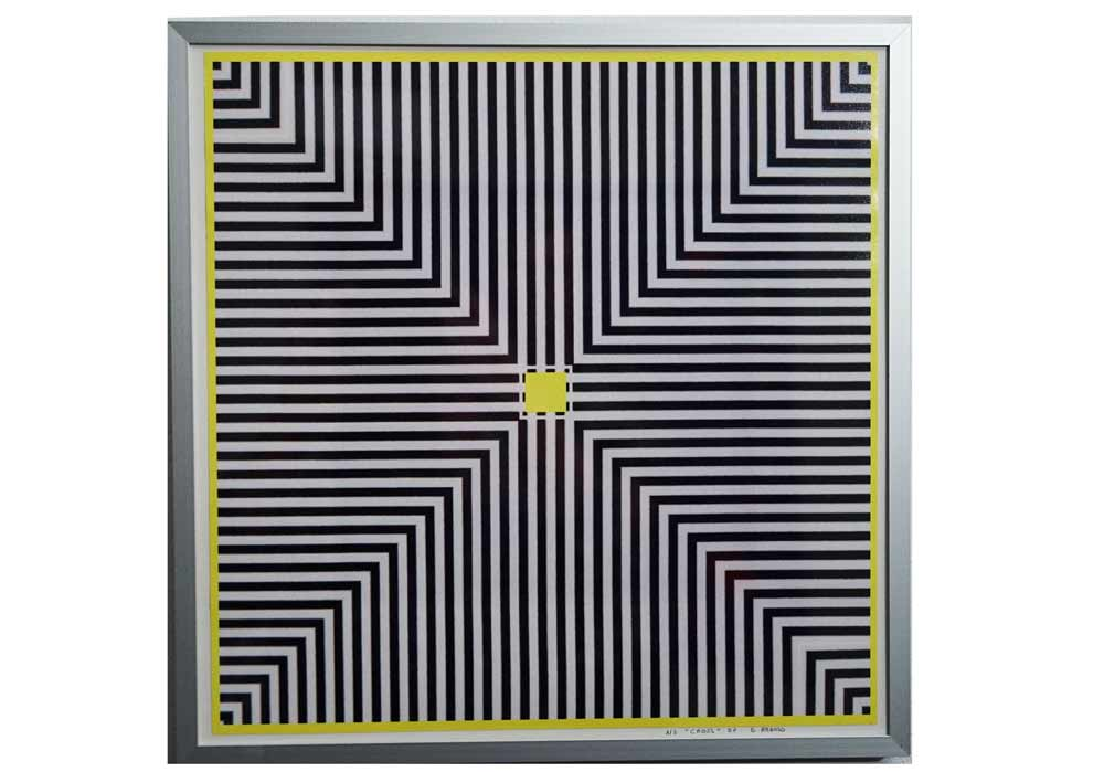 Eva Raboso - Cross - MT Galerie