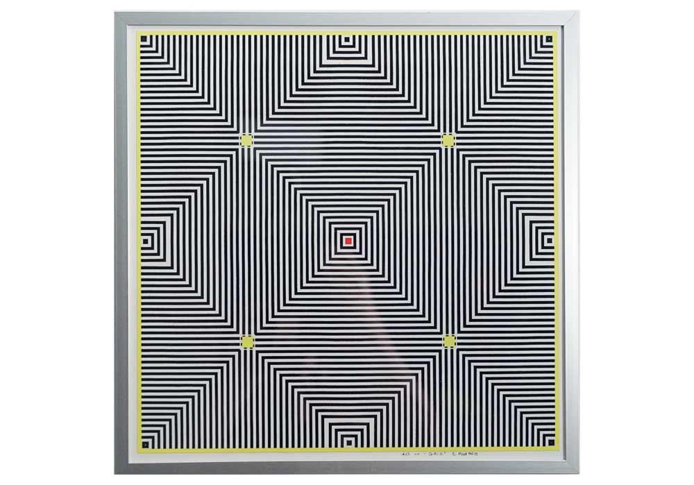 Eva Raboso - Grid - MT Galerie
