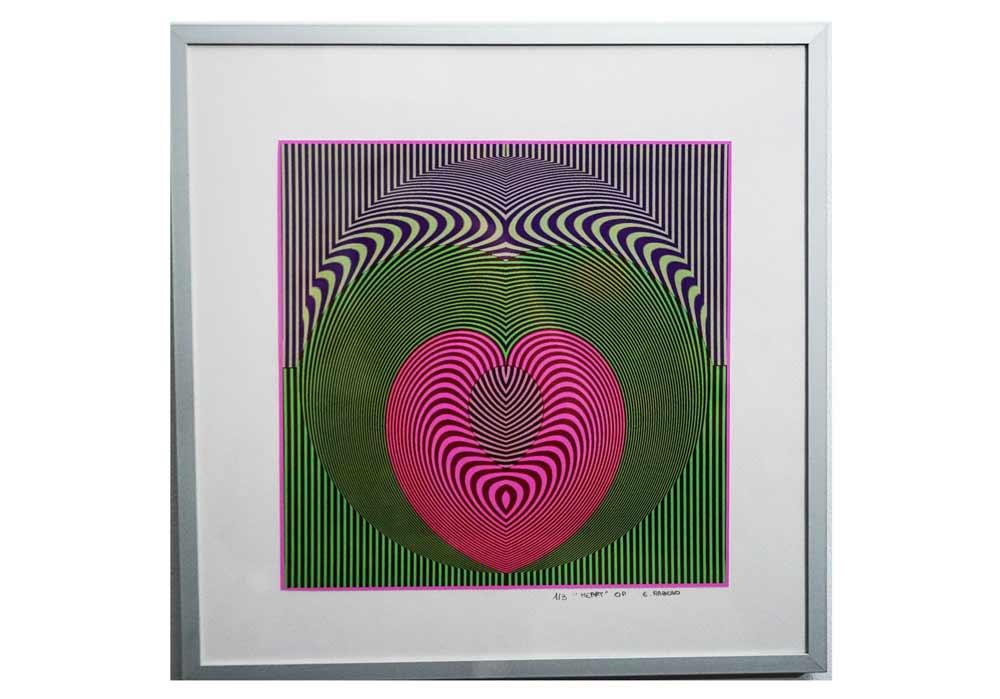 Eva Raboso - Heart - MT Galerie