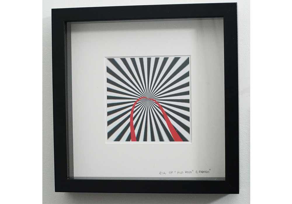 Eva Raboso - Hilo Rojo - MT Galerie