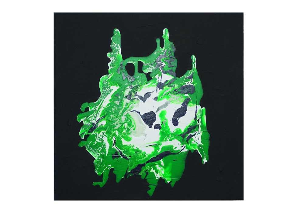 Eva Raboso - Mask - MT Galerie