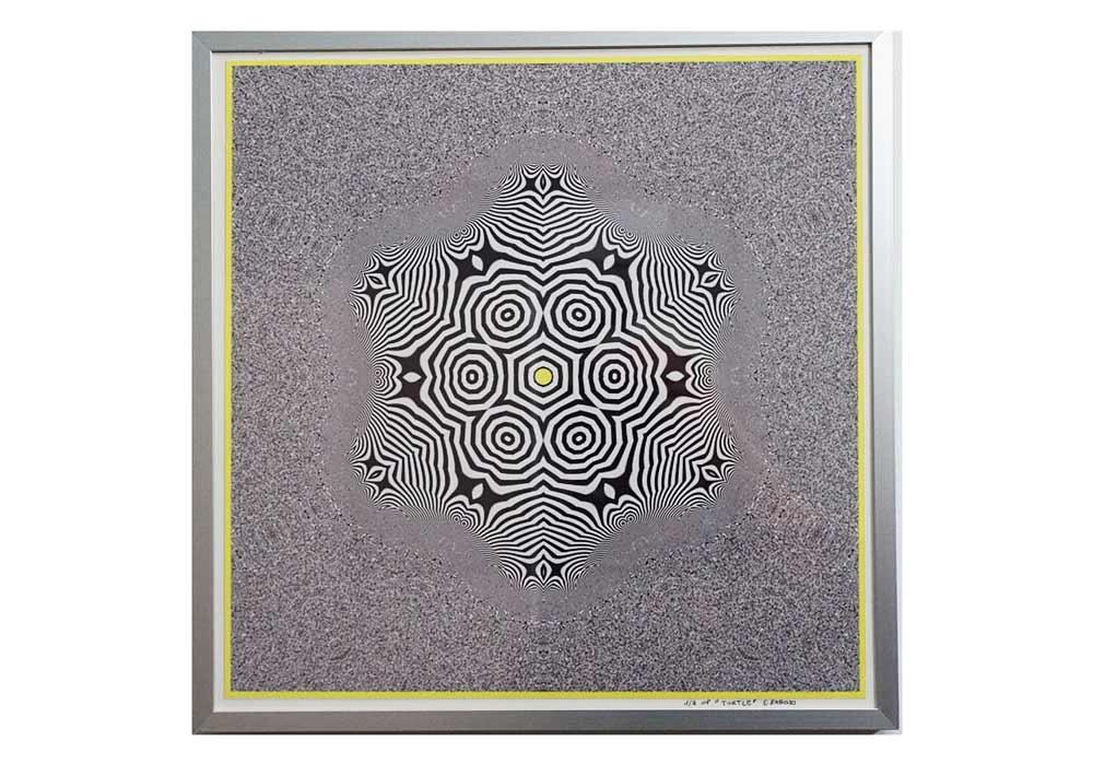 Eva Raboso - Turtle - MT Galerie