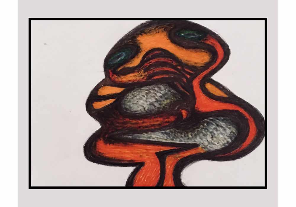 Segede Demissie - 1 Jambo love - MT-Galerie