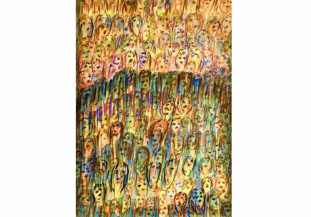 Segede Demissie - 3 Faces - MT-Galerie