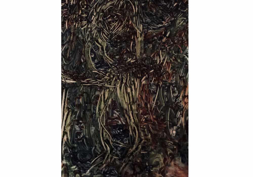 Segede Demissie - 3 hidden aliens - MT-Galerie