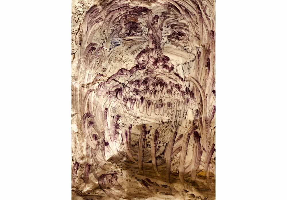 Segede Demissie - 4 lion face - Mt-Galerie