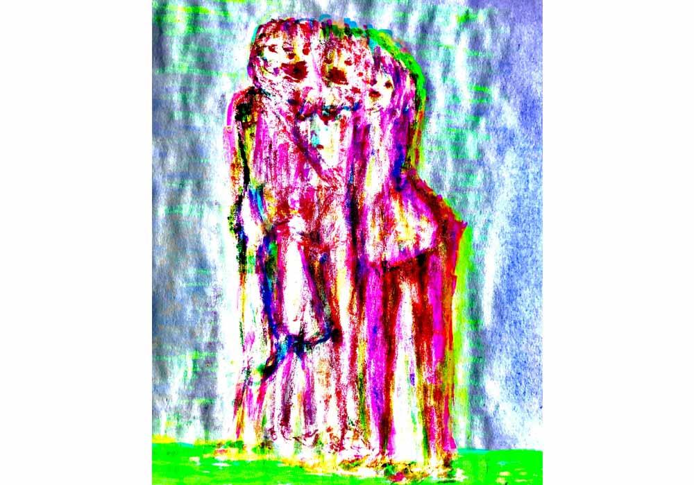 Segede Demissie - 4 love of human - MT-Galerie