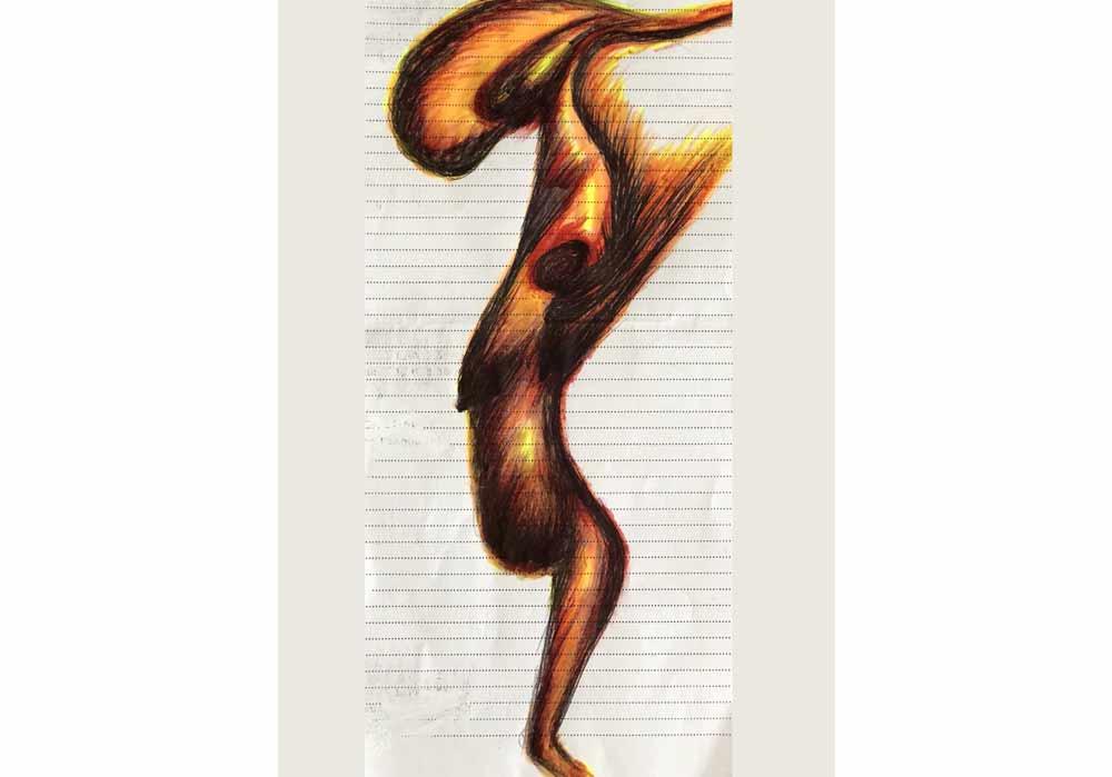 Segede Demissie - 5 headage of love 1 - MT-Galerie