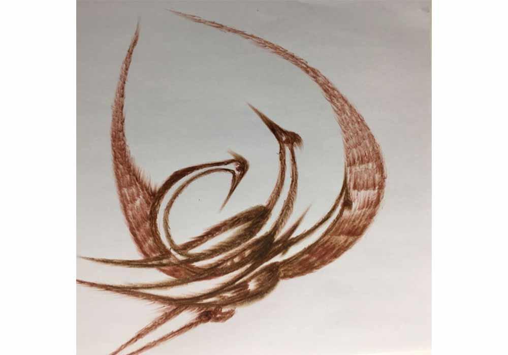 Segede Demissie - 7 animal alien - MT-Galerie