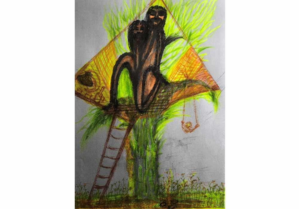 Segede Demissie - mama africa - MT-Galerie
