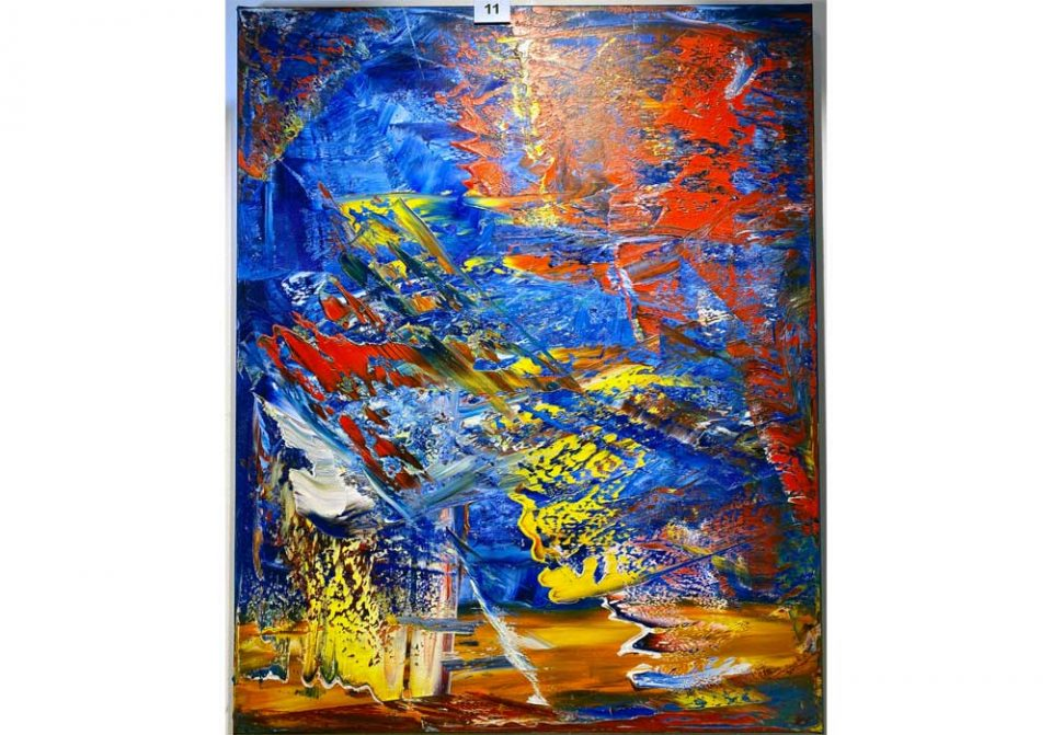 Rico Mocellin - 19 - Abstract-Oil-Painting - MT Galerie