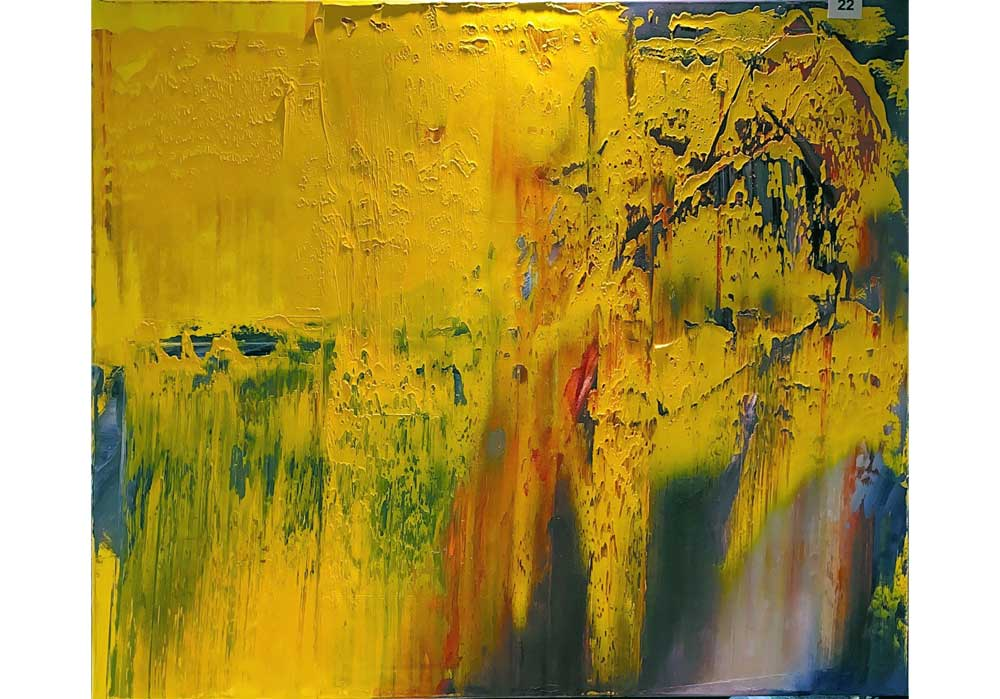 Rico Mocellin - 22 - Abstract-Oil-Painting - MT Galerie