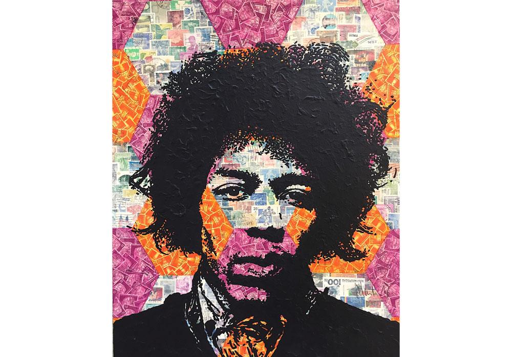 MB.05 - Jimi Hendrix - Stefan Merkt