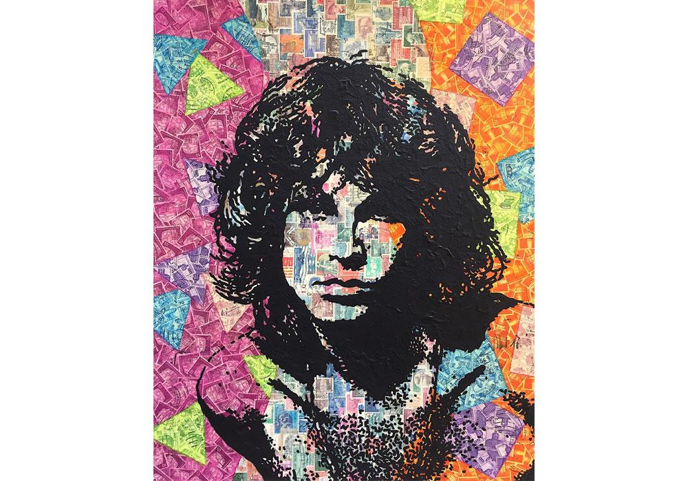 MB.07 - Jim Morrison - Stefan Merkt