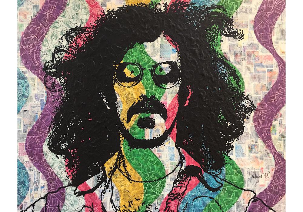 MB.17 - Frank Zappa - Stefan Merkt