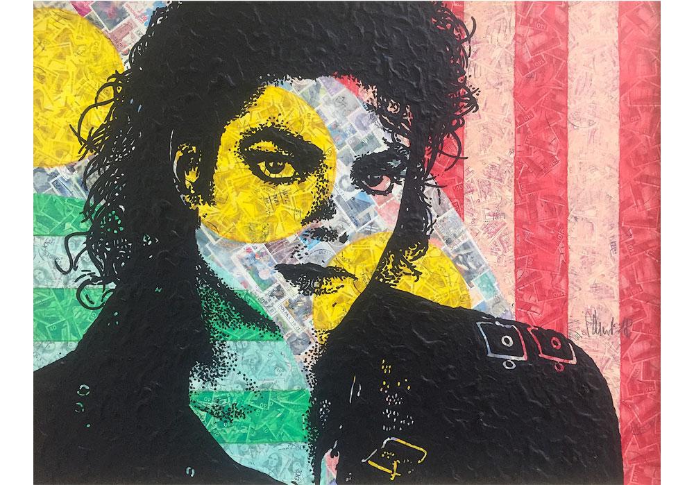 MB.18 - Michael Jackson - Stefan Merkt