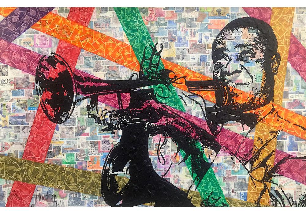 MB.22 - Louis Armstrong - Stefan Merkt