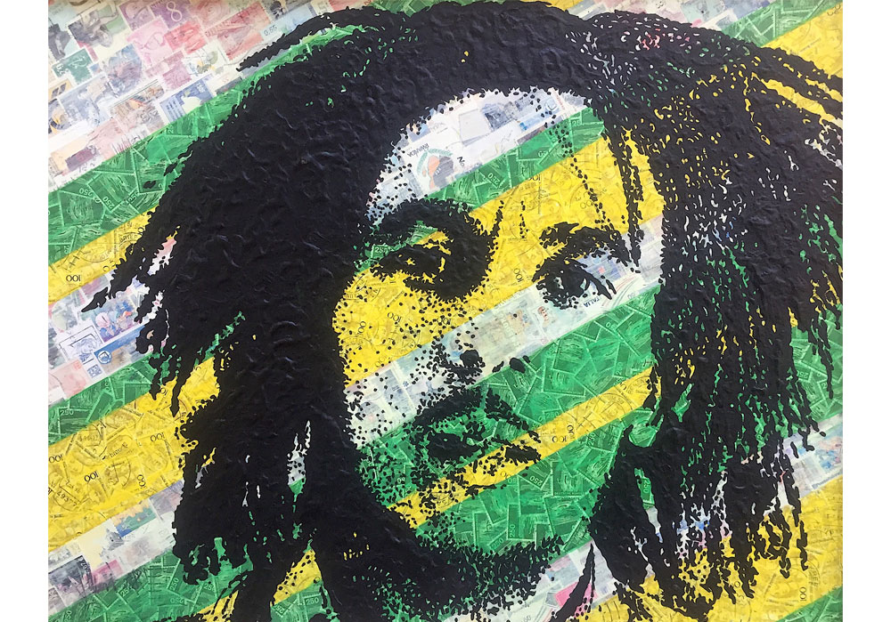 MB.23 - Bob Marley - Stefan Merkt