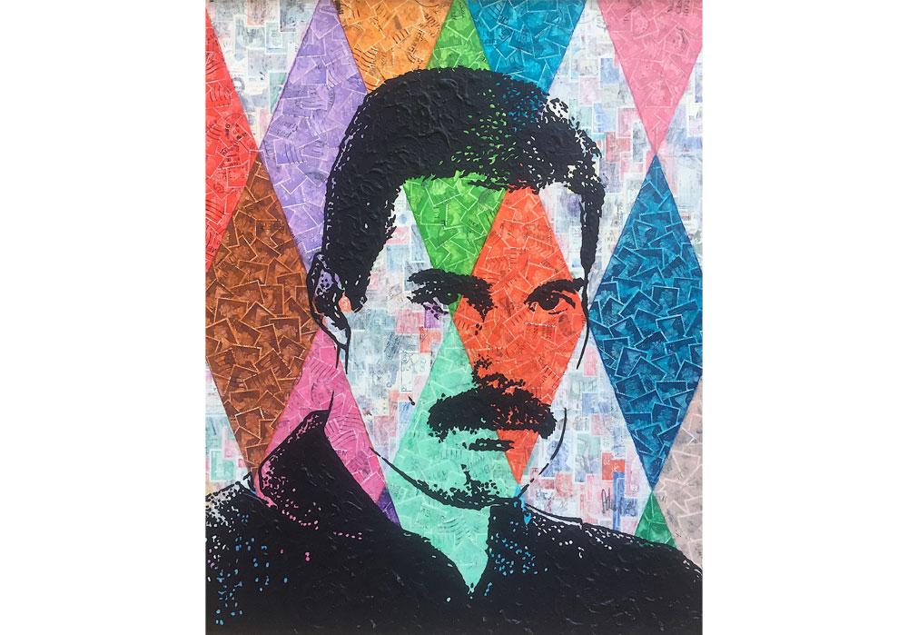 MB.25 - Freddie Mercury - Stefan Merkt