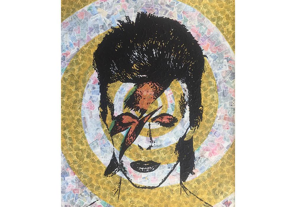 MB.28 - David Bowie - Stefan Merkt
