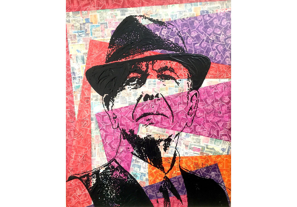 MB.30 - Leonard Cohen - Stefan Merkt