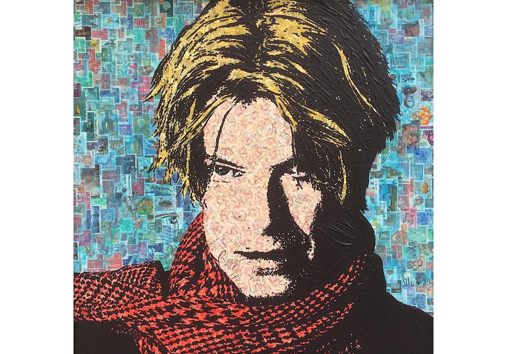 MB.47 - David Bowie - Stefan Merkt